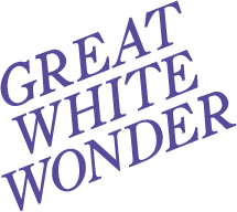 GREAT WHITE WONDERロゴ